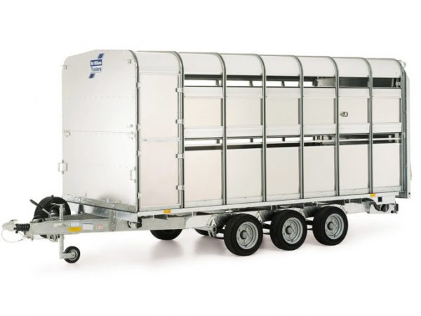 Ifor Williams Ganadero DP120 14x6