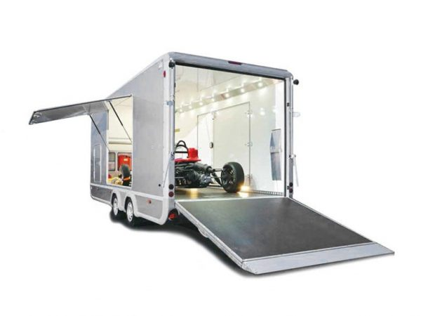 Ifor Williams Portacoche TRANSPORTA