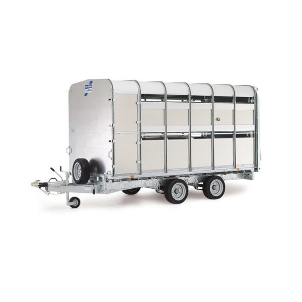 Ifor Williams Ganadero DP120 10x6
