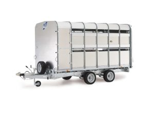 Ifor Williams Ganadero DP120 12x6