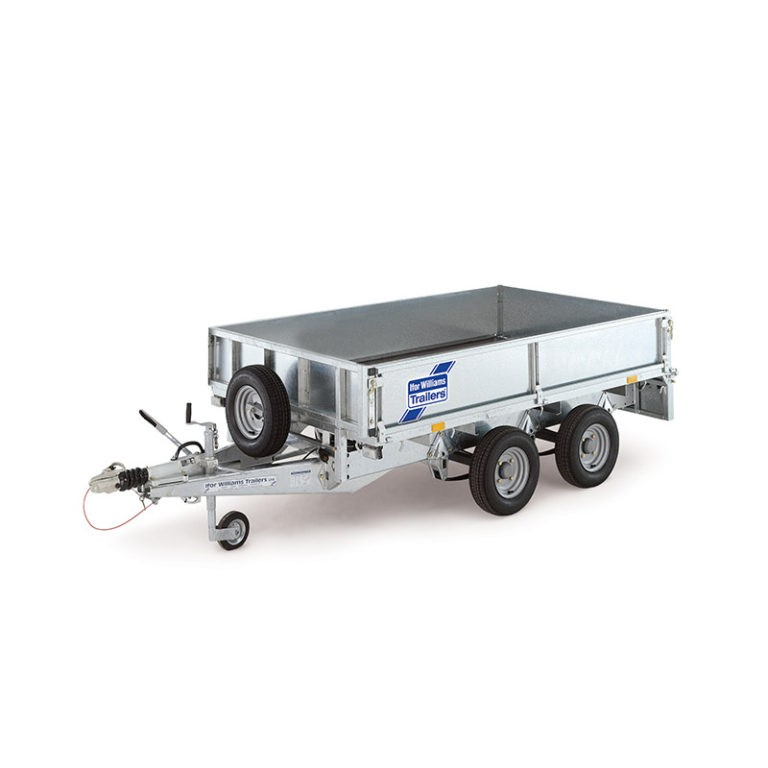 Ifor Williams Plataforma LM85