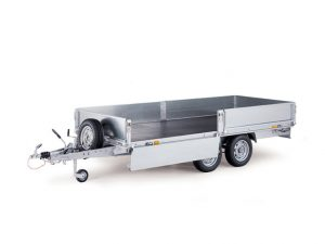 Ifor Williams Plataforma Eurolight EL142-2515