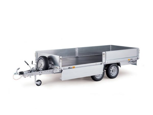 Ifor Williams Plataforma Eurolight EL142-3015