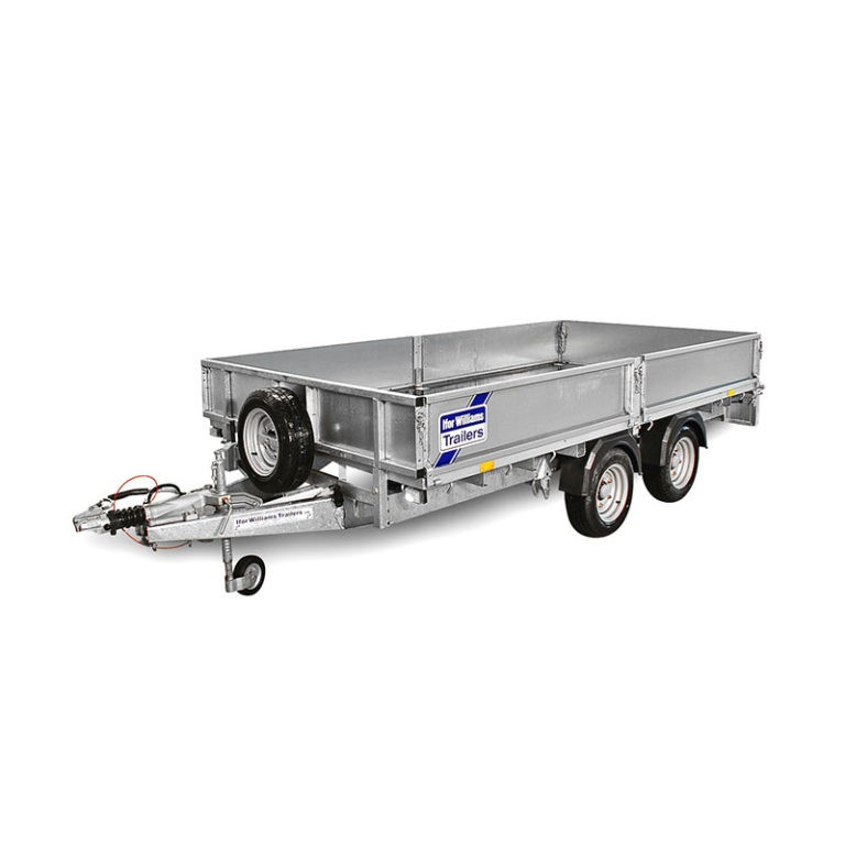 Ifor Williams Plataforma LM125HD