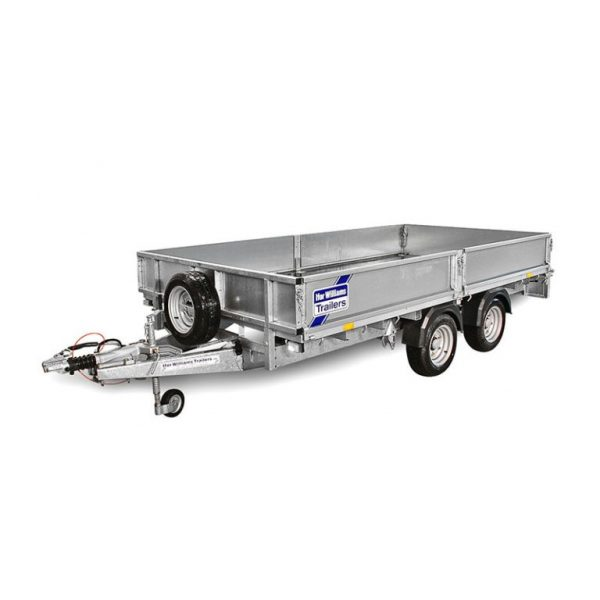 Ifor Williams Plataforma LM146