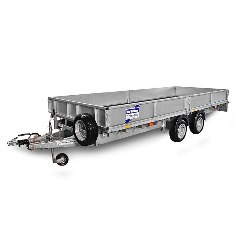 Ifor Williams Plataforma LM166