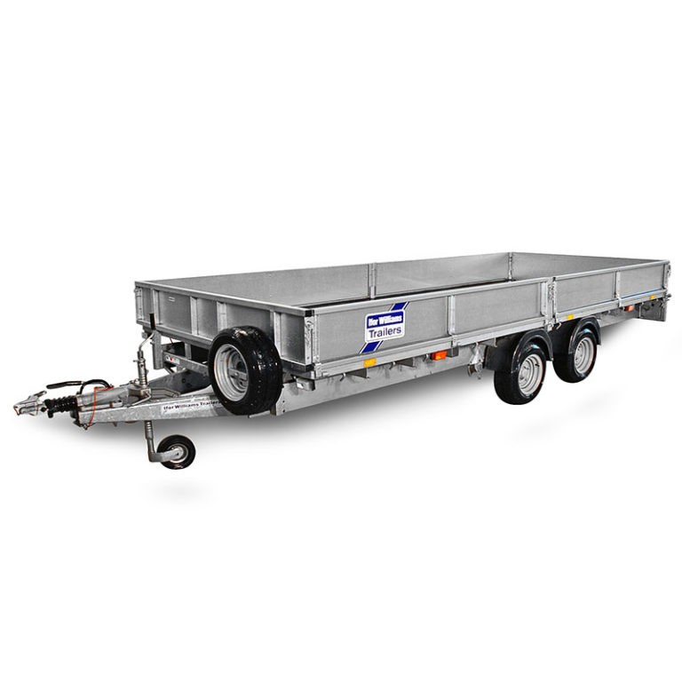 Ifor Williams Plataforma LM187