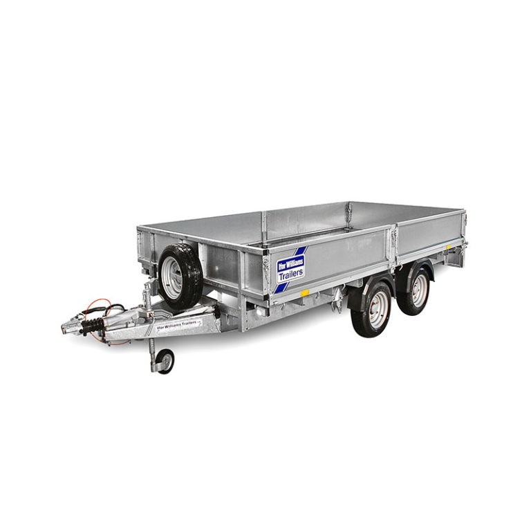 Ifor Williams Plataforma LM105HD