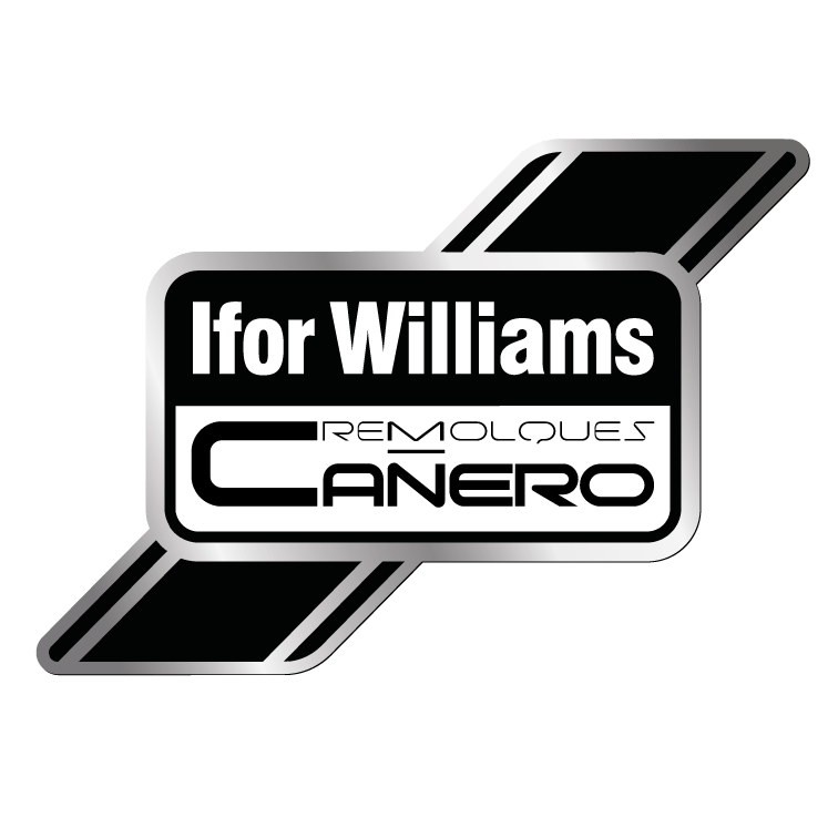 Logo Ifor Williams Remolques Cañero